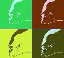 Warhol Xenomoporh by Ednathum
