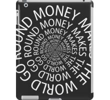 Money world iPad Case/Skin