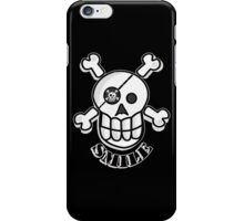 Smile before you die iPhone Case/Skin