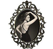 Karen Gillan Frame Photographic Print