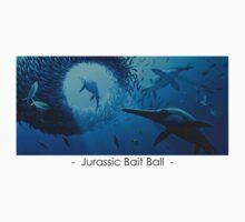 Jurassic Bait Ball One Piece - Short Sleeve