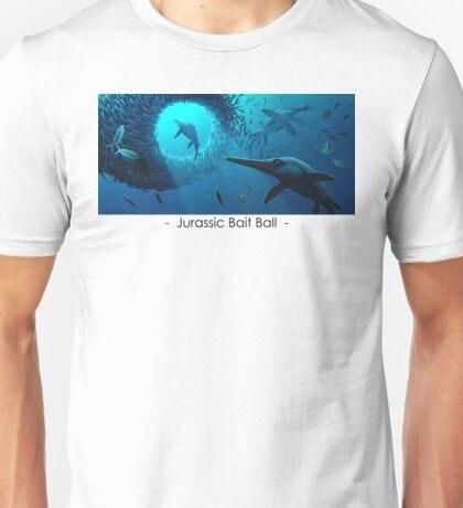 Jurassic Bait Ball Unisex T-Shirt