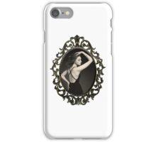 Karen Gillan Frame iPhone Case/Skin