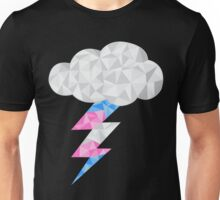 Transgender Storm Cloud Unisex T-Shirt