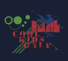 Cool Kids Only tee shirt club One Piece - Short Sleeve