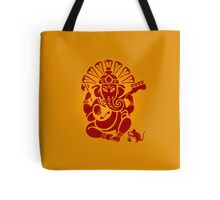 Ganesh plugged in - pillow and bag Tote Bag