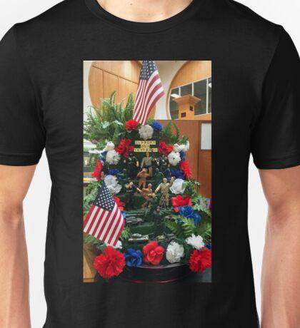 Thank A Vet Unisex T-Shirt