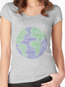 Angela Womad Birthday Women's Fitted Scoop T-Shirt