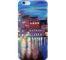 """""""Lights at dusk"""" iPhone Case/Skin"""
