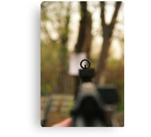 Target Acquired Canvas Print