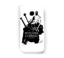 Witcher Is Coming Samsung Galaxy Case/Skin
