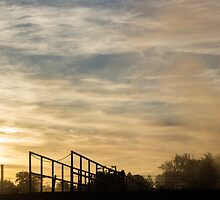 Industrial Morning by whymatters