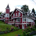 Balestrand_Norway. by Kay Cunningham