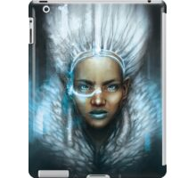 Afterward - Video Game poster iPad Case/Skin