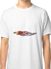 Feuer flamme Vogel  Classic T-Shirt