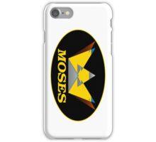 Multi-Order Solar EUV Spectrograph (MOSES) Logo iPhone Case/Skin