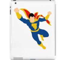 Captain Marvel Jr. iPad Case/Skin