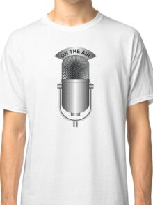 On the air vintage (silver) Classic T-Shirt