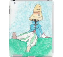 Baby Black Mage iPad Case/Skin