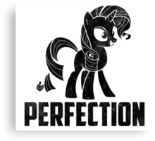 Rarity - Perfection Canvas Print
