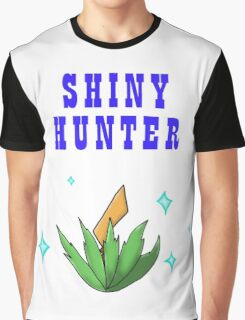 Shiny Hunter Graphic T-Shirt