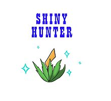 Shiny Hunter Photographic Print