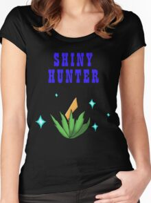 Shiny Hunter Women's Fitted Scoop T-Shirt