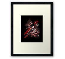 A la Kill Ryuko Framed Print