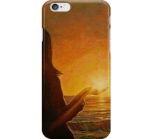 Sun in Hand iPhone Case/Skin