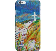 Beach Cross iPhone Case/Skin