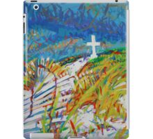 Beach Cross iPad Case/Skin