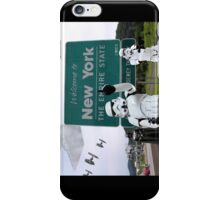 New York Welcome iPhone Case/Skin