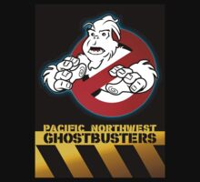 PNW: Ghostbusters Poster One Piece - Long Sleeve