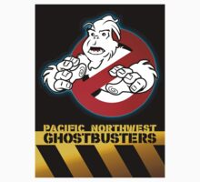 PNW: Ghostbusters Poster One Piece - Short Sleeve