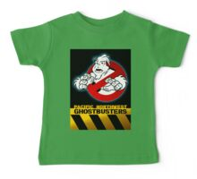 PNW: Ghostbusters Poster Baby Tee