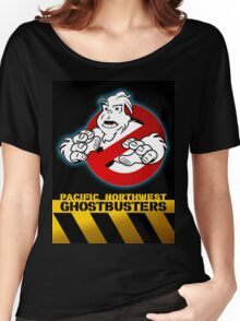 PNW: Ghostbusters Poster Women's Relaxed Fit T-Shirt