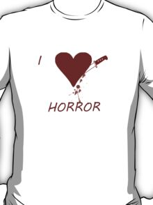 Horror Love T-Shirt