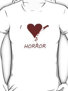 Horror Love T-Shirt