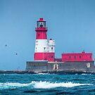 The Longstone Lighthouse by vivsworld