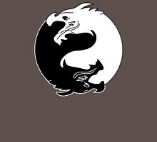 Hanzo/Genji Yin and Yang Unisex T-Shirt