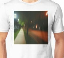 9:06, Walking at night Unisex T-Shirt