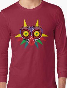 Majora's Mask w/o Cartridge Long Sleeve T-Shirt