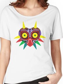 Majora's Mask w/o Cartridge Women's Relaxed Fit T-Shirt