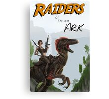 Raiders of the Lost Survival Canvas Print