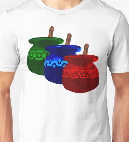Zelda Potions w/o Cartridge Unisex T-Shirt