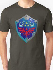 Hylian Shield w/o Cartridge T-Shirt
