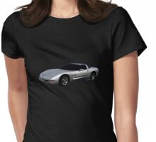 Corvette C-5 1997-2004 Womens Fitted T-Shirt