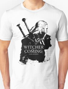 Witcher Is Coming Unisex T-Shirt