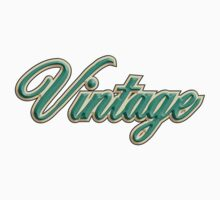 Cool vintage green One Piece - Long Sleeve