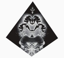 Rorschach Diamond by Lucas Parker